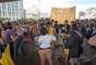 Na Marcha das Vadias, manifestantes reivindicam a legalização do aborto no País