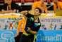 Dupla brasileira mista formada por Alex Yuwan Tjong e Lohaynny Vicente foi eliminada na semifinal pelos anfitriões Toby Ng e Alex Bruce, mas ficou com bronze
