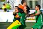 Brasileiros fazem festa com classificação para a Olimpíada