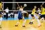 Jogadoras da seleção brasileira de vôlei disputaram vaga na final dos Jogos Pan-Americanos de Toronto contra Porto Rico