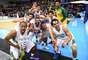 Brasil conquistou o ouro no basquete masculino após vencer o anfitrião Canadá