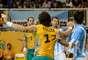 Veja em detalhes como foi a rivalidade entre Brasil e Argentina na final do handebol masculino do Pan-Americano