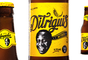 Novo rótulo que será lançado nesta quinta-feira: a Ditriguis, uma witbier