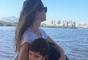 Luana Piovani não poderá levar Dom, de 4 anos, para a sua temporada em São Paulo porque o menino já frequenta a escola