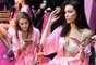 Kendall Jenner, Adriana Lima, Gigi Hadid, Bella Hadid y otros Ángeles se divierten en sexy lencería mientras las preparan para el desfile más sexy del año, el Victoria's Secret Fashion Show 2016.
