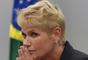 Xuxa lamentou a internação do pai, Luiz Floriano, em estado grave no CTI