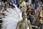 Fantasia de 2013 para o desfile da Gaviões da Fiel