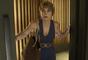 Helô (Claudia Abreu) vai tentar fugir do cativeiro após ser sequestrada por Magnólia (Vera Holtz), mas é pega pela megera