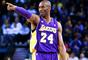 3. Kobe Bryant / 33.643 punto / Promedio: 25 puntos
