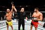 Thiago Pitbull venceu Patrick Côté na decisão dos juízes pelo UFC 210