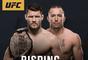Georges Saint Pierre encara Michael Bisping em seu retorno ao UFC