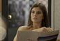 Luiza (Camila Queiroz) é reconhecida por Alfonso ao ir a uma entrevista de emprego para o cargo de secretária, no capítulo que vai ao ar quarta-feira, dia 28 de junho de 2017, na novela 'Pega Pega'
