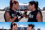 Cris Cyborg encara Lina Lansberg na luta principal do UFC Brasília