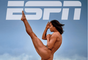 Michelle Waterson é a capa da revista Body Issue da ESPN