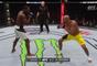 Anderson Silva venceu Derek Brunson no UFC 208, em Nova York (EUA)