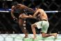 Tyron Woodley venceu Demian Maia no UFC 214