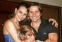 Lucas e Artur são os filhos de Murilo Rosa e Fernanda Tavares