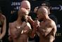 Demetriosu Johnson encara Wilson Reis em pesagem oficial do UFC Fight Night