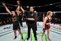 Amanda Nunes manteve cinturão no UFC 215 contra Valentina Shevchenko