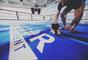 Conor McGregor se diverte com o filho dentro de ringue de boxe