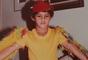 Dia das Crianças: 4 - O menino da foto virou um fenômeno do mundo das lutas