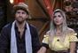 Ana Paula Minerato disputou a permanência em 'A Fazenda' com Marcelo Ié Ié