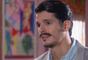 'Eu te amo', diz André (Bruno Lopes) para Cecília (Bia Arantes), na novela 'Carinha de Anjo'