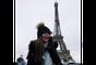 Maisa Silva arrasou em frente a Torre Eiffel