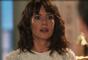 Na novela 'Tempo de Amar', Lucinda (Andreia Horta) acusará Eunice (Lucy Alves) de dar o golpe da barriga: 'A empregada já está esfolando o senhor? E de onde surgiu esse dinheiro? Eu sei que o senhor não está em um bom momento financeiro'