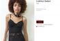 Cleo Pires usou chocker de R$ 230, da sex shop Nuasis, na Casa Olla
