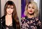 Selena Gomez não está mais loira! Cantora volta a ser morena e adota franja