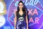 Bruna Marquezine 'se joga' na pista de dança de camarote da Sapucaí neste sábado, dia 17 de fevereiro de 2018