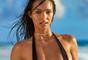 Lais Ribeiro foi clicada para o renomado calendário da Sports Illustrated em Bahamas