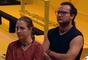 """Patrícia e Diego foram os terceiros a desistirem da Prova do Líder de resistência do """"BBB18"""""""