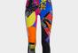 A legging Versace, por sua vez, custa $ 775, aproximadamente R$ 2.580