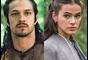 """Em """"Deus Salve o Rei"""", Catarina (Bruna Marquezine) suborna guardas e liberta Afonso (Romulo Estrela) da prisão"""