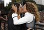 Casada com Malu Verçosa, Daniela Mercury usou a internet para se pronunciar contra a homofobia: 'O ser humano é livre para ser o que quiser. Seu corpo lhe pertence, como sua mente sensível e inteligente'