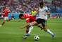Capitão do Egito, Fathy marcou gol contra e abriu o placar