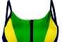 Mala de torcedor - Para o calorão na Rússia ou o friozinho aqui no Brasil, body regata (R$ 139) ou de manga longa (R$ 159 Dzarm: bit.ly/bodydzarm.