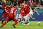 Diego Costa é marcado pelos iranianos
