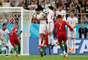Cristiano Ronaldo cobra falta em Irã x Portugal