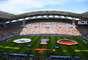 Estádio de Kazan, na Rússia, recebe Coreia do Sul x Alemanha