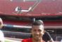 O equatoriano Rojas foi o destaque do treino do São Paulo na manhã deste domingo