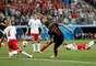 Mandzukic empatou a partida pela Croácia