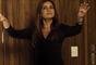 """Em """"Segundo Sol"""": Laureta (Adriana Esteves) contrata atriz para se passar por filha de Beto (Emilio Dantas)"""