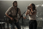"""""""Nasce Uma Estrela"""" mostra Bradley Cooper e Lady Gaga formando um casal de cantores famosos"""