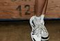 Bella Hadid: chunky sneakers