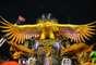 Águia de Ouro abriu o segundo dia de desfiles em São Paulo