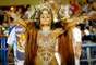 Gracyanne Barbosa, rainha de bateria da União da Ilha do Governador