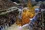 O Carnaval carioca de 2017 teve duas campeãs: a Portela e a Mocidade Independente de Padre Miguel.